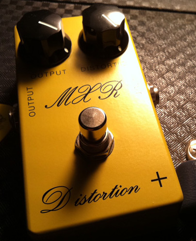 Jim Dunlop Vintage MXR Distortion + Pedal