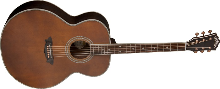 Washburn WJ130EK Jumbo Acoustic/Electric Guitar