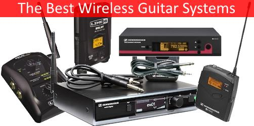 The Best Wireless Guitar Systems