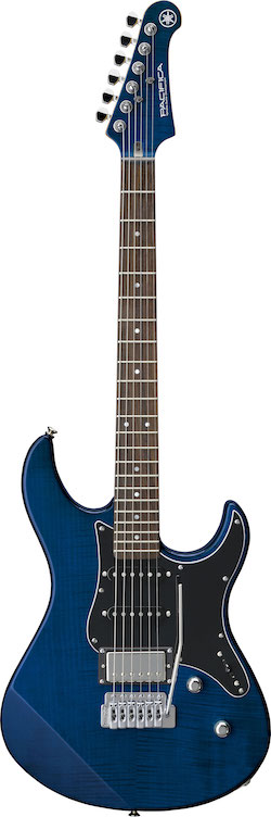 Yamaha Limited Edition Pacifica 612VII