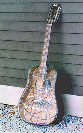Ugly guitar - Spiderweb