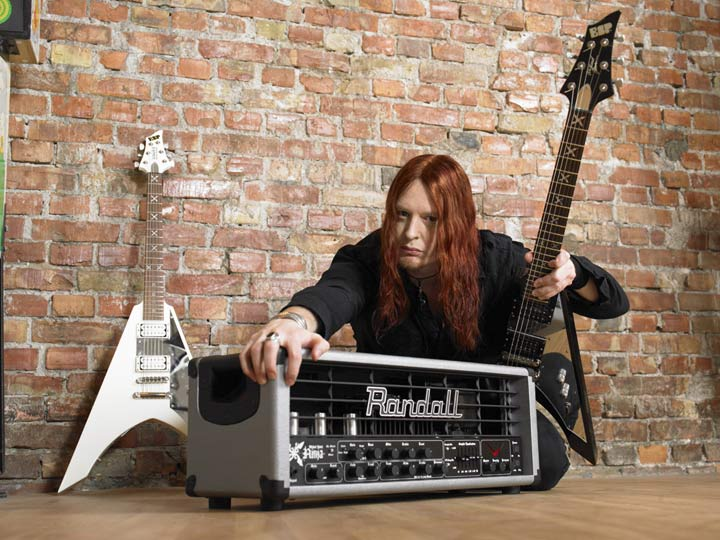 Michael Amott Signature Stack