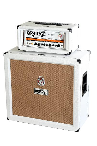 Orange Amps Launches Limited Edition 2009 White Finish
