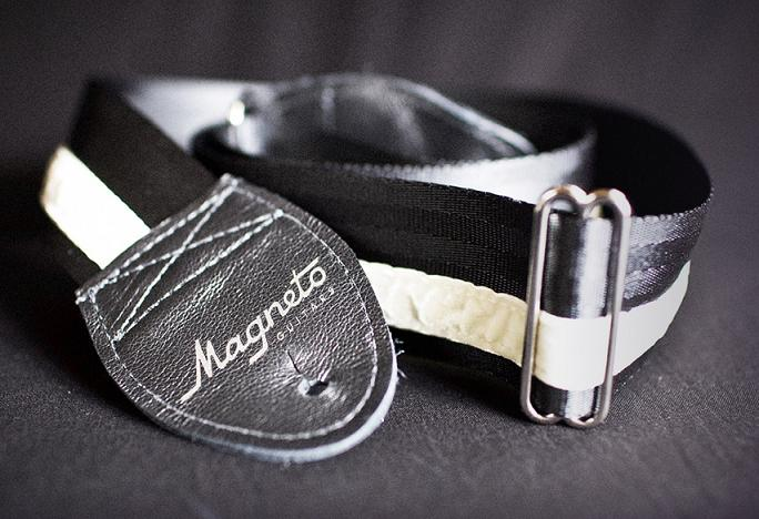 Magneto D-Cycle Guitar Straps