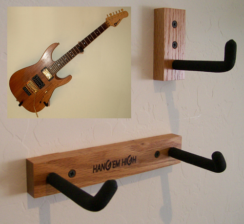 New Guitar Hanging Solution Released Guitarsite