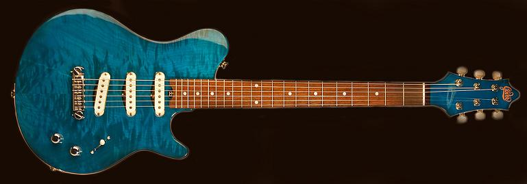 Gadow American Deluxe with single coil