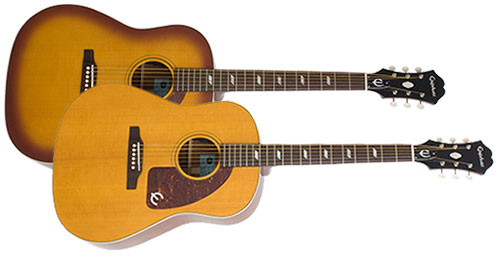 Texan Acoustic from Epiphone
