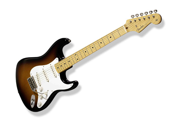 50th Anniversary 1957 Stratocaster Guitar And Amp Set