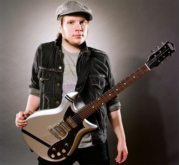 G5135PS Patrick Vaughn Stump Signature Series Gretsch Stump-O-Matic Electromatic Corvette Guitar
