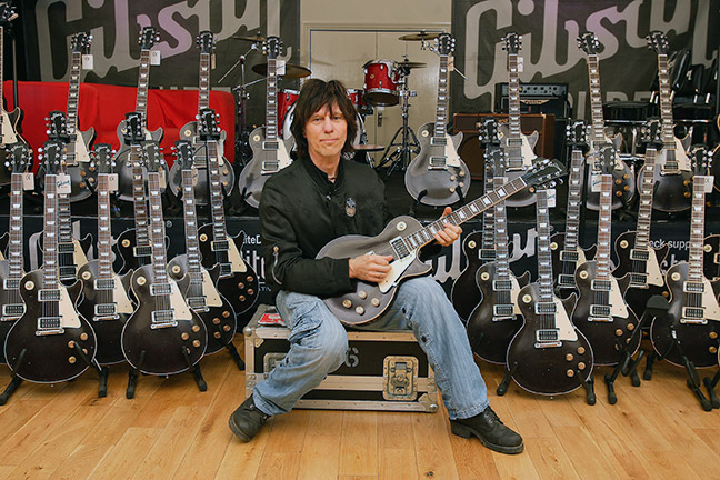 Jeff Beck: The Pump