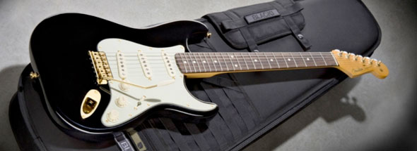 John Mayer Special Edition Black1 Stratocaster