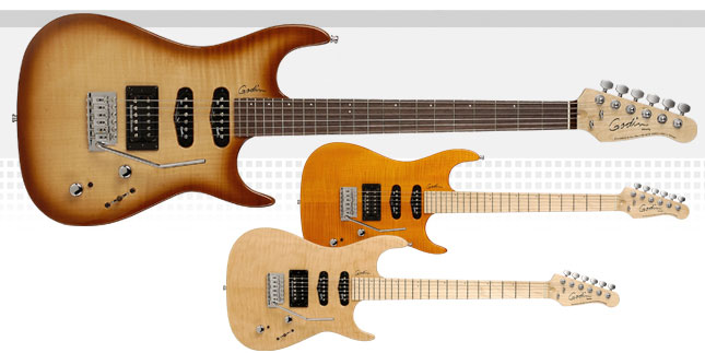 new godin velocity guitar will feature high definition revoicer system guitarsite. Black Bedroom Furniture Sets. Home Design Ideas