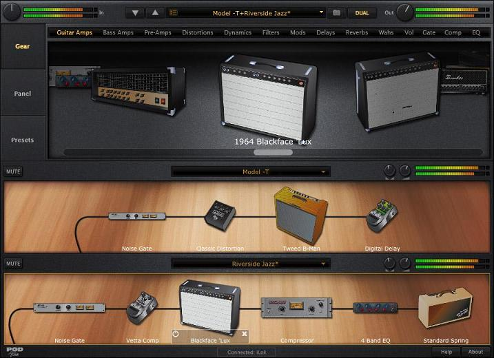 line 6 releases pod farm guitar amp software guitarsite. Black Bedroom Furniture Sets. Home Design Ideas