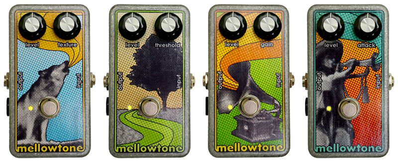 MellowtonePedals