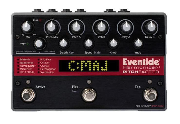 eventide now shipping pitchfactor harmonizer stompbox guitarsite. Black Bedroom Furniture Sets. Home Design Ideas