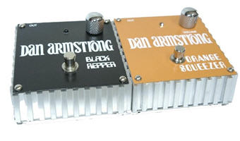 Grafton Dan Armstrong Stomp Boxes