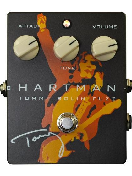 Tommy Bolin Signature Fuzz Pedal