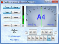 Chromatia Tuner for Windows