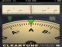 Cleartune for Android and iOS