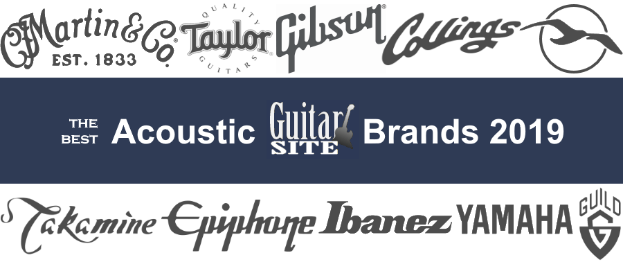 The Best Acoustic Guitar Brands 2019