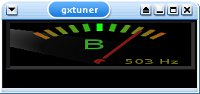 gxtuner for Linux