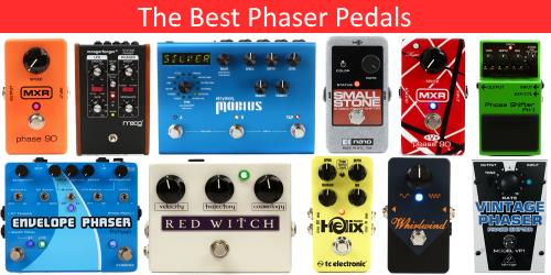 The Best Phaser Pedals